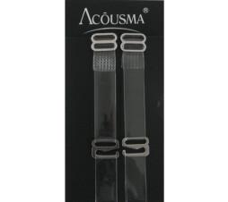 Бретельки силикон HA1032 Acousma. Силиконовые бретельки Acousma.