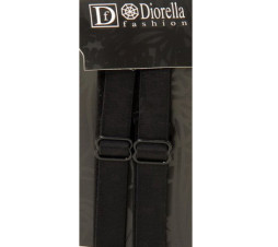 Бретельки трикотаж Diorella. Трикотажные бретельки Diorella.