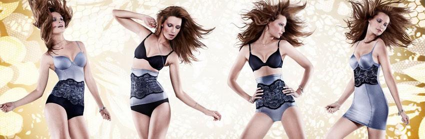 Мода 2015 нижнее белье - Женщины в нижнем белье.