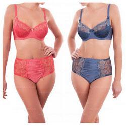 Купить комплекты женского нижнего белья оптом